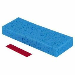 "Quickie 045 Automatic 3.5""X 9"" Mop Refill Sponge Microban Ty"