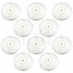 10 Pack Microfiber Replacement Mop Pads for Hurricane PRO 36