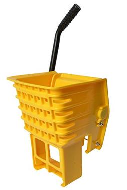Janico 1011 Side Press Replacement Mop Bucket Wringer, Yello