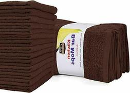 """12 Kitchen Bar Mop Towels Cleaning Towels 16x19"""" Cotton Utop"""