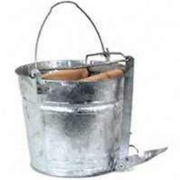 BEHRENS INC 12-Qt. Combination Round Mop Bucket With Wringer