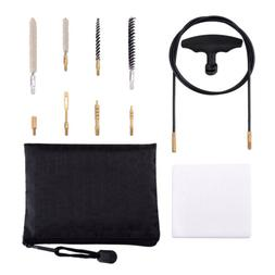 .177 Cal & .22 Cal Airgun Cleaning Kit with Cotton Mop Nylon
