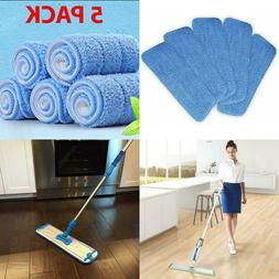 """18"""" Microfiber  Mop Pad Wet Dry Home Commercial Cleaning Pad"""