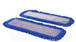 "Microfiber Wholesale 18"" Mojave Microfiber Dust Mop Pads for"