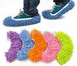 1X Mop Slipper Floor Polishing Cover Cleaner lazy Dusting Cl