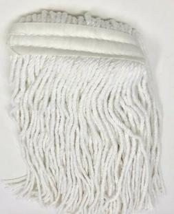 **2 PACK** MOP HEAD #12 Rayon Cotton Blend *LOW LINT* Replac