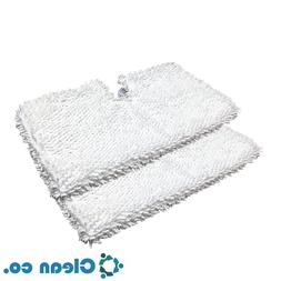 Clean Co. Replacement Pads for Shark Steam Pocket Mop Pad S3
