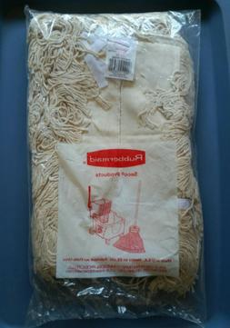"""2x Rubbermaid Dust Mop Replacement Head Commercial 24"""" Cotto"""