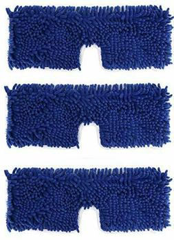 3 Pack Mop Refill Pads for O Cedar Dual Action Microfiber Fl