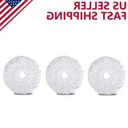 3 replacement mop head refill for 360