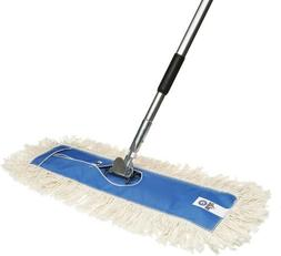 """36"""" Industrial Strength Washable Cotton Dust Mop Refill, Thi"""