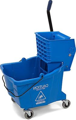 Carlisle 3690414 Commercial Mop Bucket With Side Press Wring