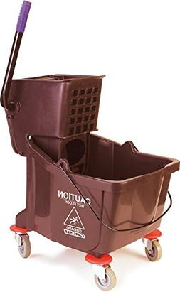 Carlisle 3690469 Commercial Mop Bucket With Side Press Wring
