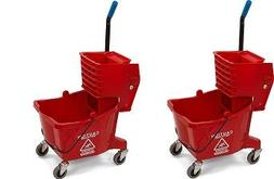 Carlisle 3690805 Commercial Mop Bucket With Side Press Wring