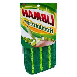 Libman CO 4003 3 Count Microfiber Replacement Pad for Floor