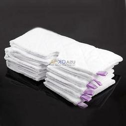 6-Pack Replacement Cleaning Pads For Shark Pocket Steam Mop