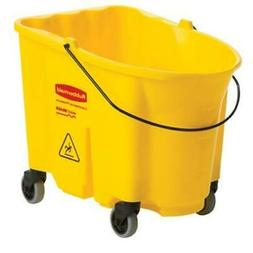 Rubbermaid Commercial 640-7570-88-Y 26-35Qt Brute Mop Bucket