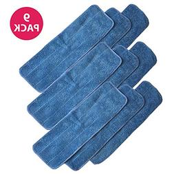 Think Crucial Replacement Mop Pads Compatible with Bona Prem