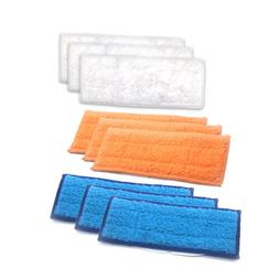 9x Washable Damp Wet Dry Mopping Pads For iRobot Braava jet