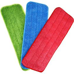 Shappy Mop Microfiber Cleaning Pads for Spray Mops and Revea
