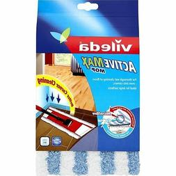 Vileda Active Max Flat Mop Refill Replacement Cleaning Pad A