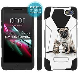 Alcatel Pulse Mix/Alcatel Crave/ Alcatel A50 ShockProof Case