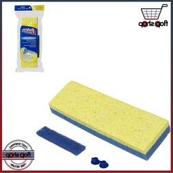 """Automatic 2.9""""X 9"""" Mop Refill Sponge Microban Type S Fits Mo"""