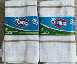 Clorox Bar Mop Dish Cloth One Package Anti-microbial Protect