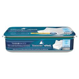 Swiffer 85802CT Bissell SteamBoost Pad Refills, 10 x 9, Whit