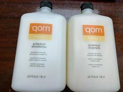 MOP C-System Hydrating Shampoo & Conditioner 33.8 oz -DUO
