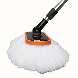 Car Cleaning Brush with Long Handle Best for Washing Your Ca