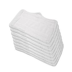 Clean Co. Steam Mop Pads for Euro Pro Shark Microfiber Pad R