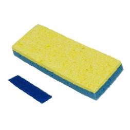 Quickie Clean Squeeze Sponge Mop Refill with Microban
