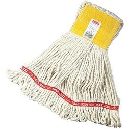 Rubbermaid Commercial Products A151WHI Web Foot Wet Mops, Wh