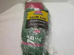 Commercial Heavy Duty Wet Floor Cleaning Mops large green 97