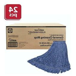Commercial Mop Head Replacement, Wet Industrial Blue  Cleani