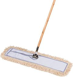 AMR Market 30 inch Commercial Strength Cotton Dust Mop with