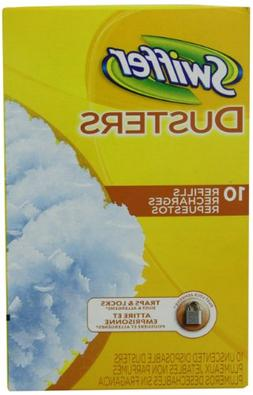 Swiffer Duster Refills 10 / Pack Refills For Ace No. 1228998