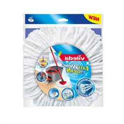 Vileda EASY WRING &CLEAN SPIN MOP REFILL Machine-Washable Tr