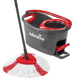 Vileda Easy Wring and Clean Turbo Microfibre Mop and Bucket