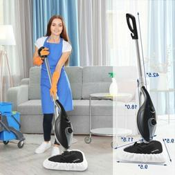 Electric Hard Floor Carpet Powerful Cleaner Steam Mop Home O