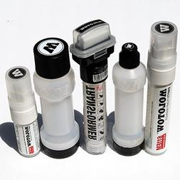Molotow Empty Refillable Paint or Ink Urban Street Marker se