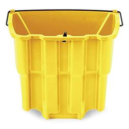 Rubbermaid Commercial FG9C7400YEL Dirty Water Bucket for Wav