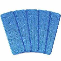 GARYOB Microfiber Spray Mop Replacement Heads for Wet/Dry Mo