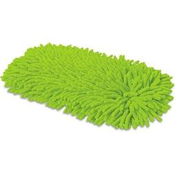 Quickie Green Cleaning Soft & Swivel Green Microfiber/Chenil