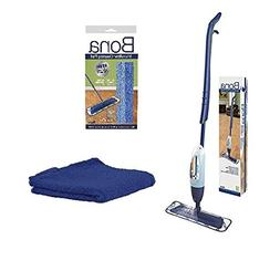 Bona Hardwood Floor Spray Mop, includes 28.75 oz. Cartridge