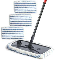 O-Cedar Hardwood Floor N More Microfiber Mop With 3 Extra Re
