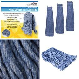 HEAVY DUTY Commercial Mop Head Replacement Wet Industrial BL