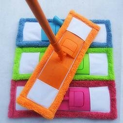 Home Cleaning Pad Coral Velvet Refill Household Dust Mop Hea