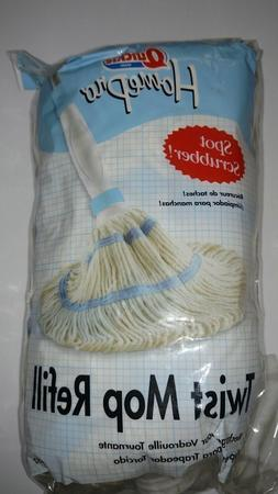 Quickie Home Pro Twist Mop with Spot Scrubber Refill 0352
